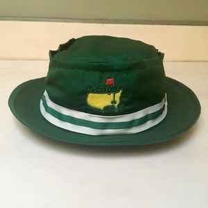 fef93d0cbb7 American Needle Accessories - Masters Green Bucket Hat SOLD OUT Size Large